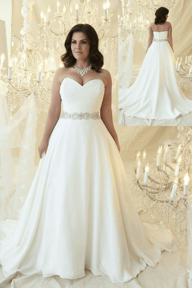 Image Result For Plus Size Wedding Reception Dresses For The Bride